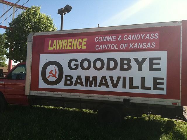 Goodbye Obamaville