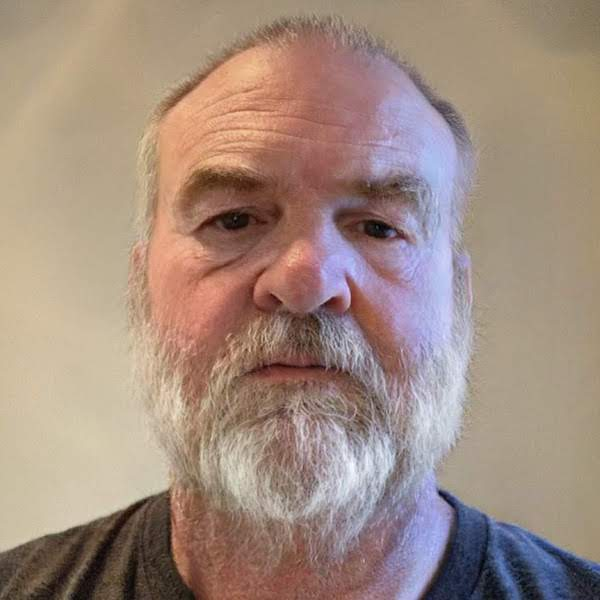 Picture of old man after using FaceApp.